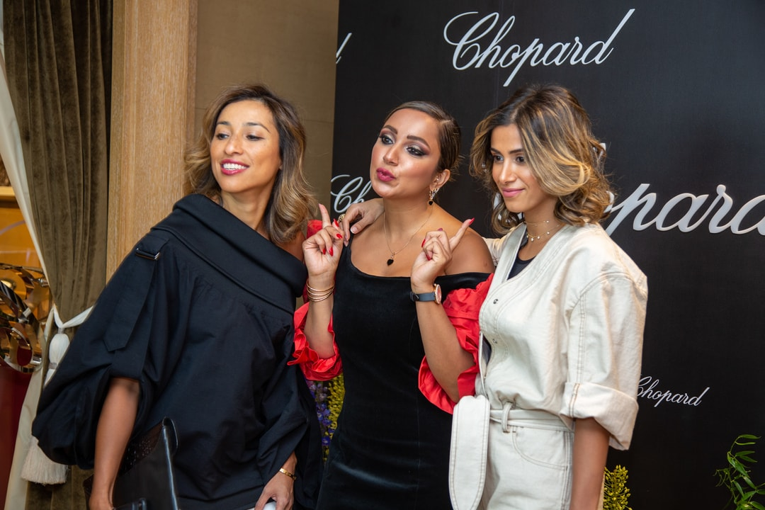 Arnaa X Chopard : Farah Sultan hosts an event for Chopard